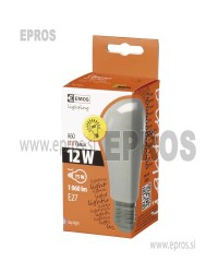 LED ŽARNICA EMOS E-27 12W DL