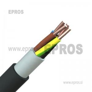 Zemeljski kabel NYY-J 5x6mm