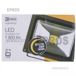 LED REFLEKTOR EMOS 20W HOBBY