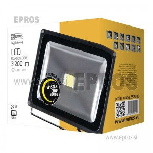LED REFLEKTOR EMOS HOBBY 50W