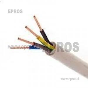 Kabel NYM-J 4x6 elektroinstalacijski trdožilni kabel, PGP