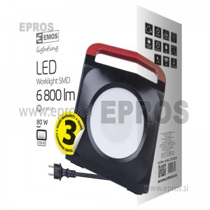 LED Delovna luč SMD 80 W SCH