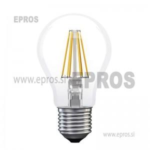 ŽARNICA LED.FLM A60 8W WW E-27 EMOS