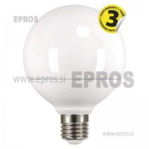 LED žarnica classic globe 11,5W E27 NW
