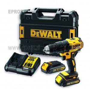 Akumulatorski vrtalnik Dewalt DCD777S2T