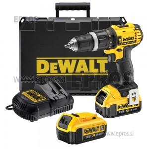 DeWALT  Akumulatorski vrtalnik/vijačnik 18V DCD785M2