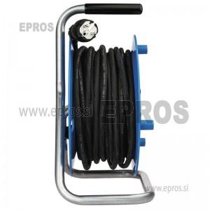 Kolutni podaljšek 4V 25M 2,5mm G.schuko EMOS