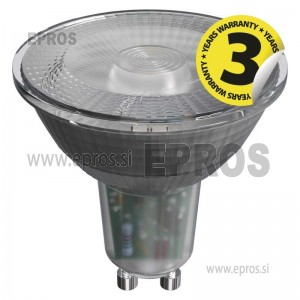 LED žarnica classic MR16 4,2 W GU10 CW