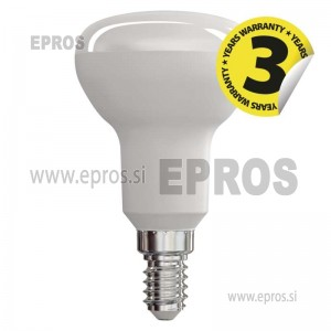 LED žarnica classic R50 6W E14 CW