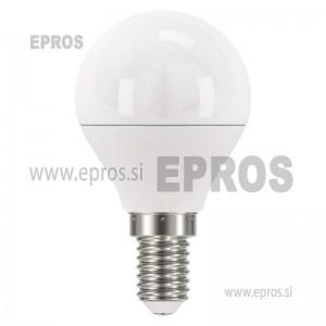 LED žarnica classic mini globe 6W E14 NW