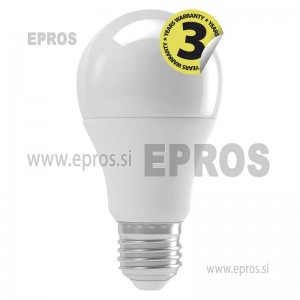LED žarnica classic A60 10,5W E27 CW