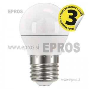 LED žarnica classic mini globe 6W E27 CW