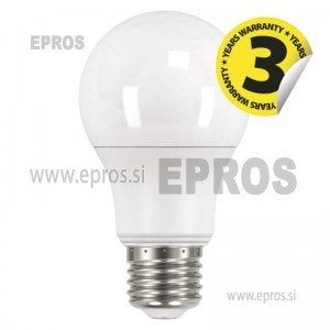LED žarnica classic A60 10,5W E27 NW