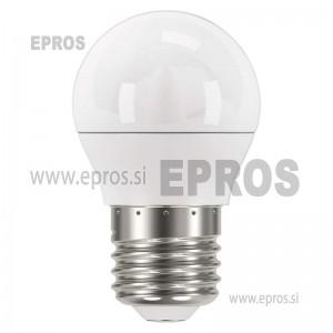 LED žarnica classic mini globe 6W E27 NW