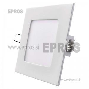 LED panel kvadratni 6W NW