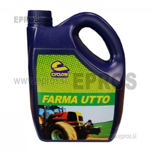OLJE CYCLON FARMA FLUID SAE 10W30, 4L