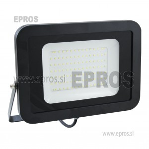 Reflektor LED 100W COMMEL črni