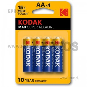 Baterija Kodak AA