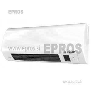 Električni stenski grelec PTC-2021L ISKRA