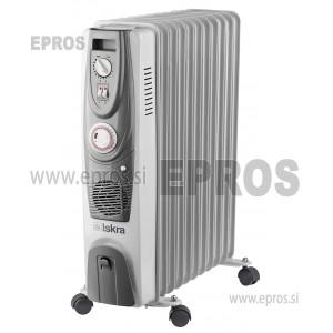 Oljni radiator ISKRA YL-B07FT-11