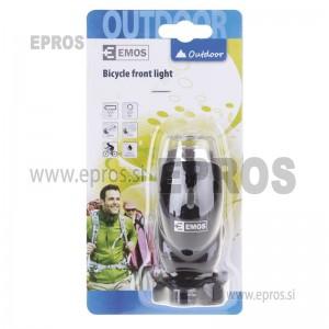 LED Svetilka za kolo 4LED 4xAAA sprednja EMOS