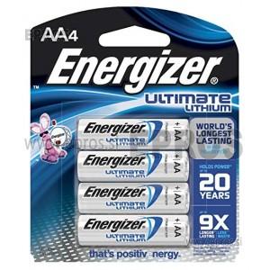 Baterija Energizer Ultimate Lithium AA