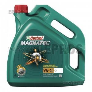 Castrol motorno olje Magnatec C3 5W-40, 4 l