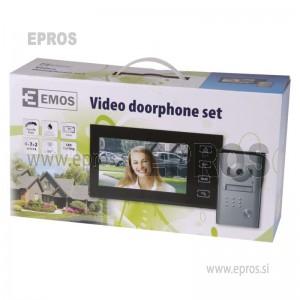 "Videodomofon 7"" barvni komplet RL-10M"