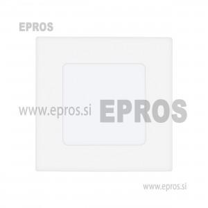 LED PANEL EGLO FUEVA1 3,7W KVADRAT IP 20