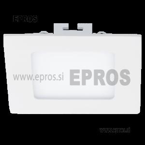 LED PANEL EGLO FUEVA 5.5W KVADRAT IP 20