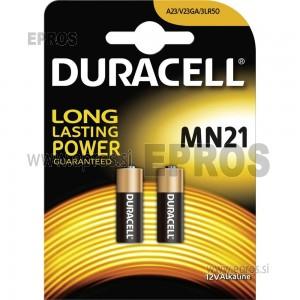 Baterija Duracell MN21 / A23