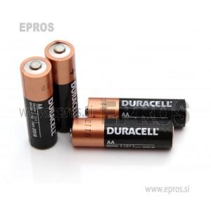 Baterija Duracell AA