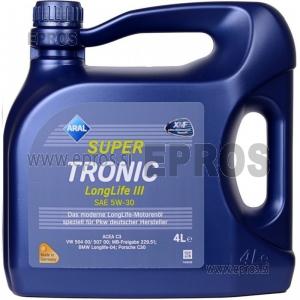 Olje Aral Super Tronic LongLife III 5W30 4L