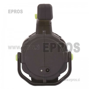 Polnilna svetilka 3 W/12 LED EMOS
