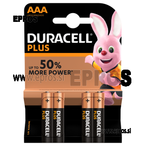 Baterije Duracell AAA