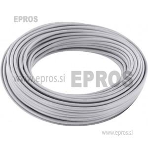 Mehka žica HO7V-K 0.75mm, siva