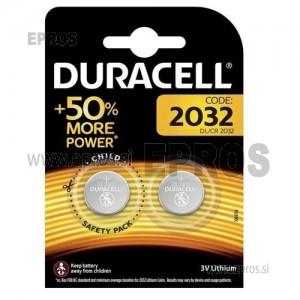 Baterija Duracell DL / CR 2032