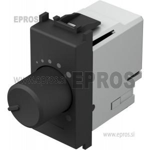 Zatemnilnik rotacijski menjalni LED 60W MODUL črni