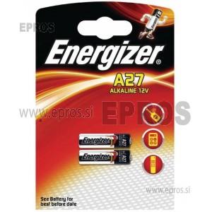 Baterija Energizer A27, 12V
