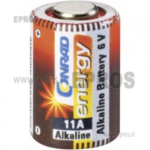 Baterija Conrad energy Alkaline Battery 11A