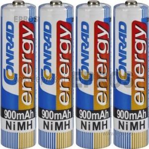 Baterija Conrad energy AKKU AAA