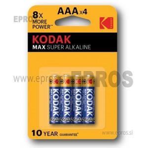 Baterija Kodak AAA