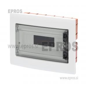 Omarica podometna GEWISS 12M prozorni pokrov, GW40605 (330 x 270 x 85 mm)