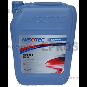 OLJE NISOTEC HIPO GL-4 SAE 90, 10L