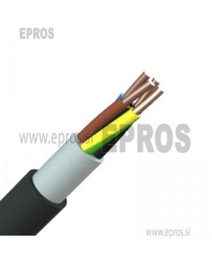 Zemeljski kabel NYY-J 5x1.5mm