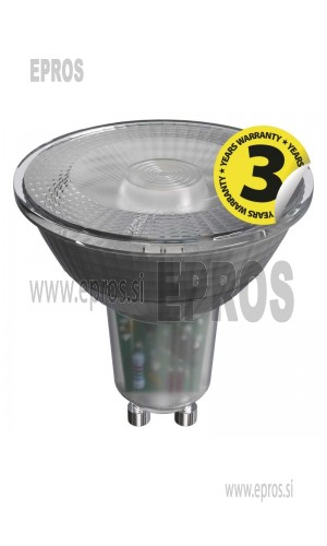 LED žarnica classic MR16 4,2W GU10 WW