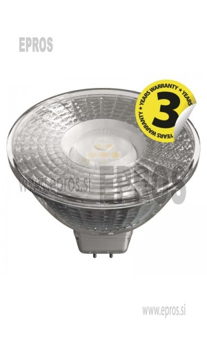 LED žarnica classic MR16 4,5W GU5,3 NW
