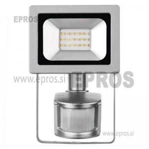 LED reflektor PROFI s senzorjem 10W NW