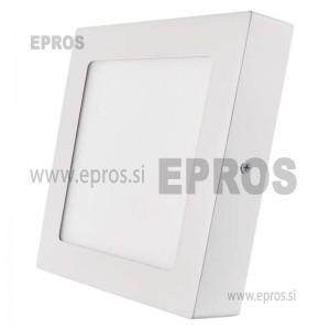 LED panel nadometni kvadratni 12W NW