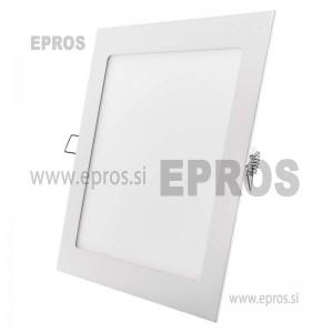 LED panel kvadratni 18W NW
